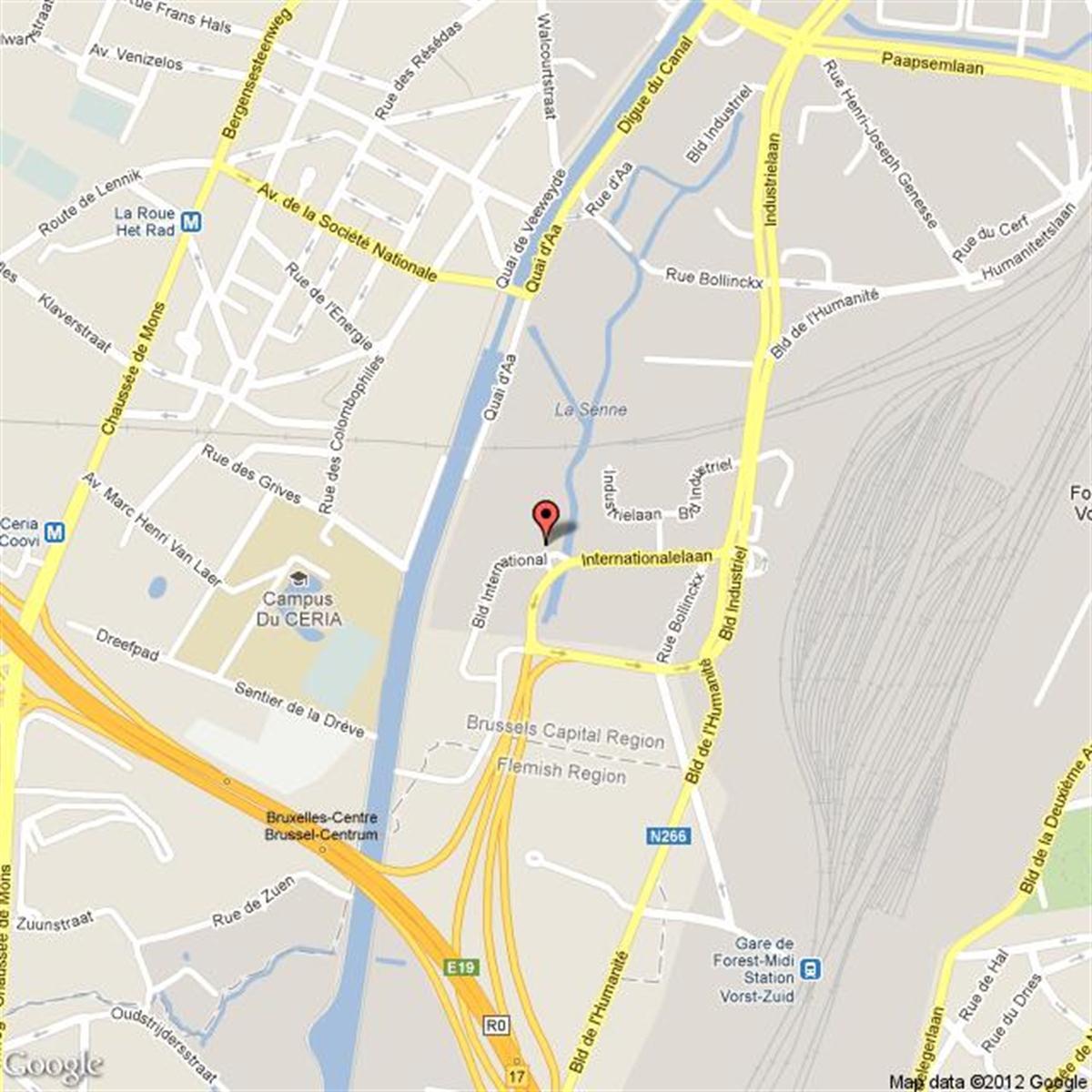 RIVERSIDE BUSINESS PARK G - Anderlecht - #4447135-3
