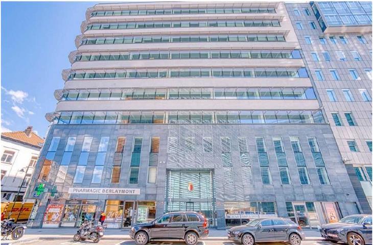 Immeuble de bureaux - Bruxelles - #4490889-0