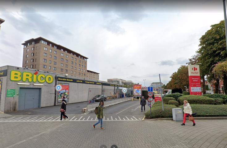 Commercial building - Etterbeek - #4534477-0