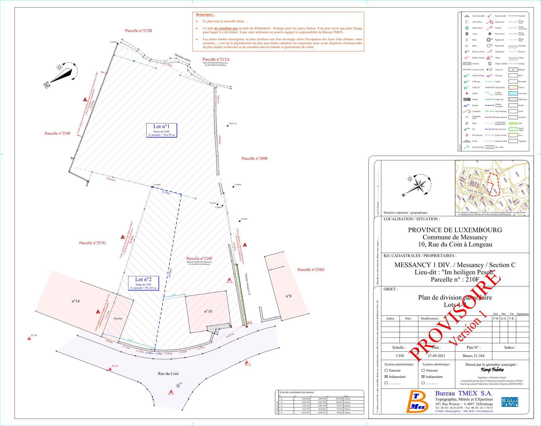 Terrain à bâtir - Messancy - #4546063-8