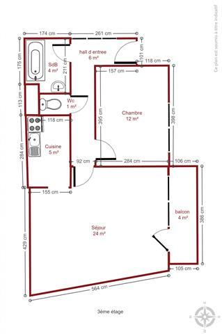 Appartement - Binche - #4086785-6
