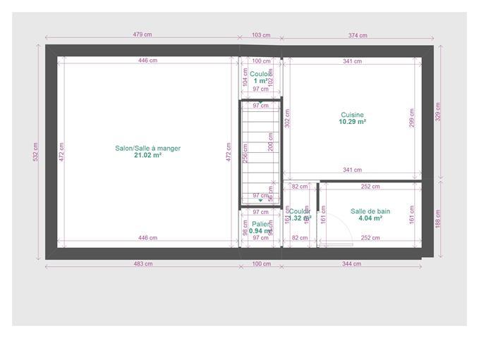 Appartement - La Louviere - #4207610-4