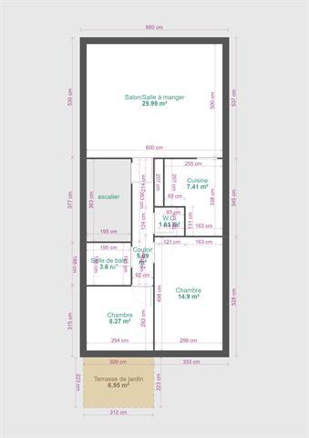 Appartement - Binche - #4354777-10