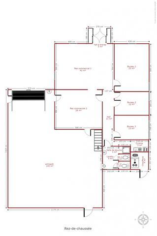 Immeuble commercial - Erquelinnes - #4374275-16