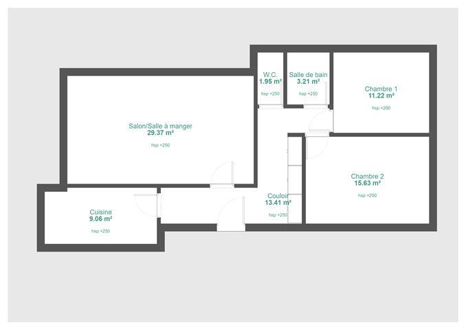 Appartement - Binche - #4457556-7