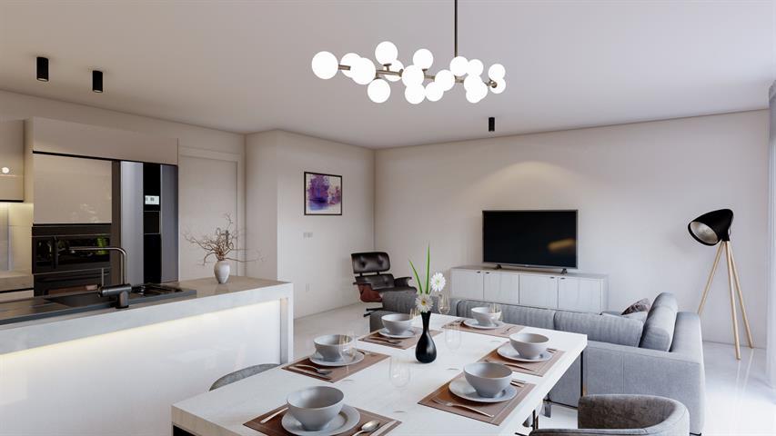 Erdgeschoss-Wohnung - Montzen - #4405605-4