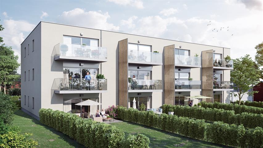 Erdgeschoss-Wohnung - Montzen - #4405621-0