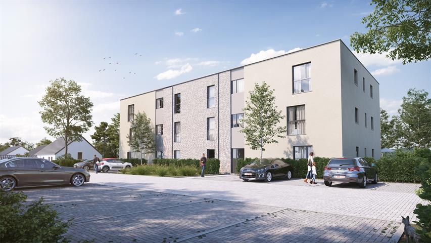 Erdgeschoss-Wohnung - Montzen - #4405621-1