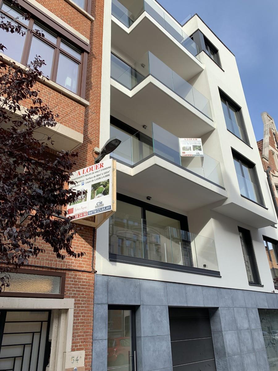 Uitzonderlijk appartement - Ixelles - #3915781-16