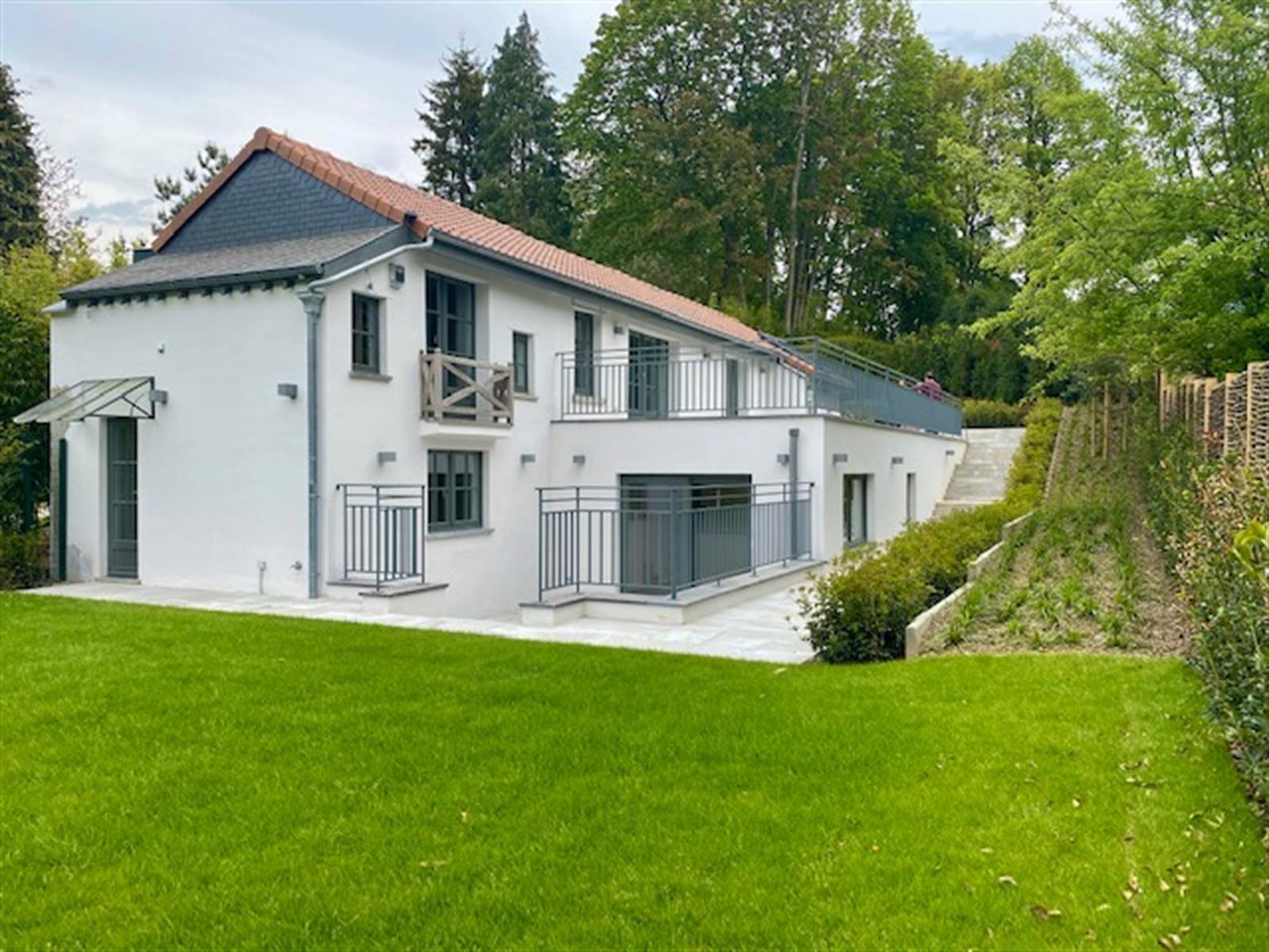 Buitengewoon huis - Uccle - #3965165-1