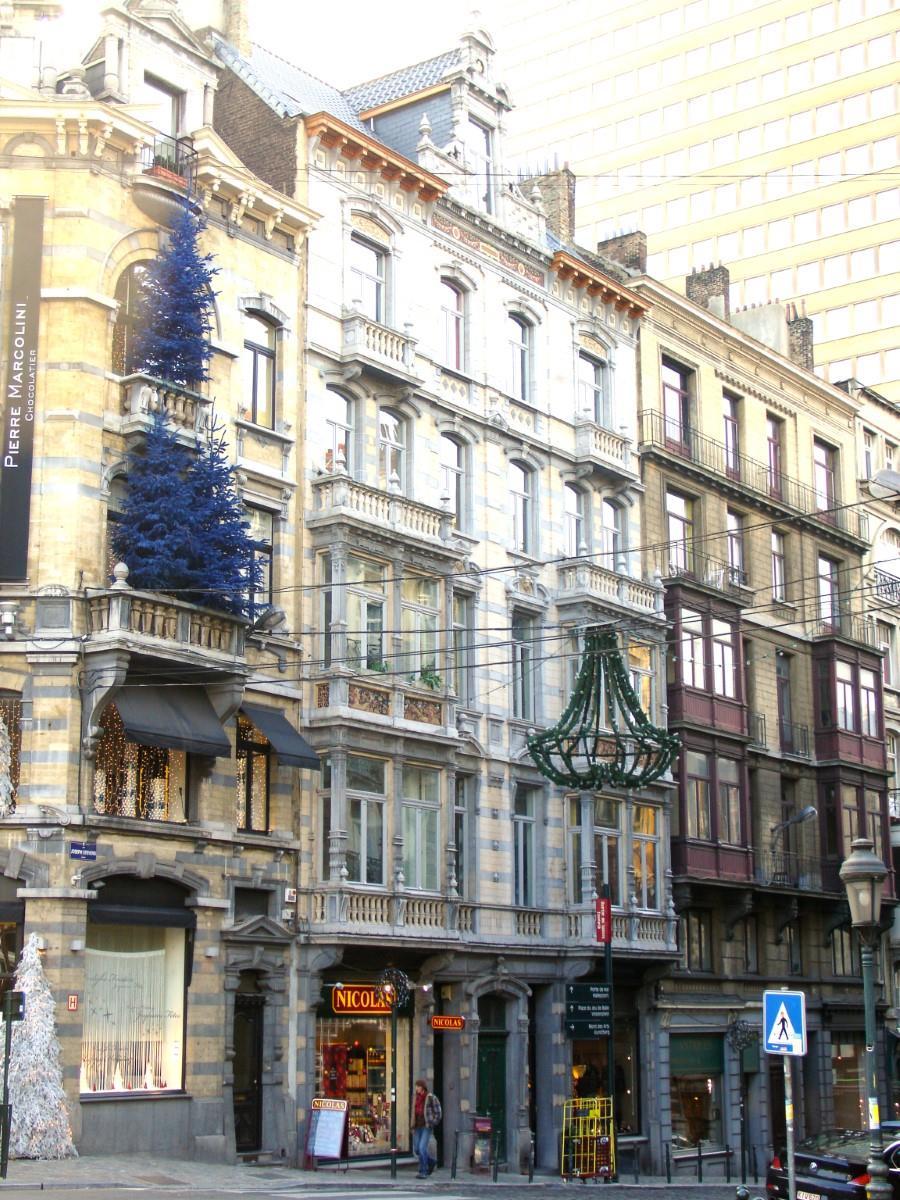 Uitzonderlijk appartement - Bruxelles - #4056384-52