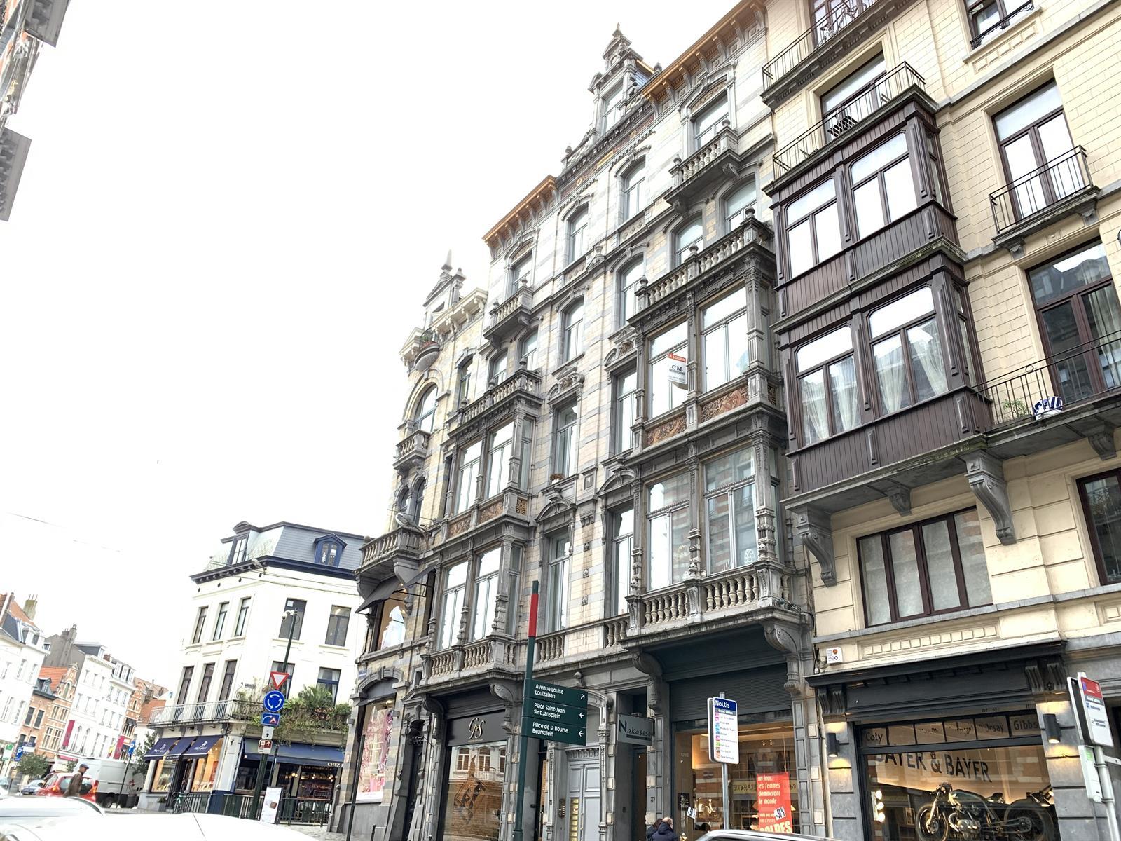 Uitzonderlijk appartement - Bruxelles - #4056384-53
