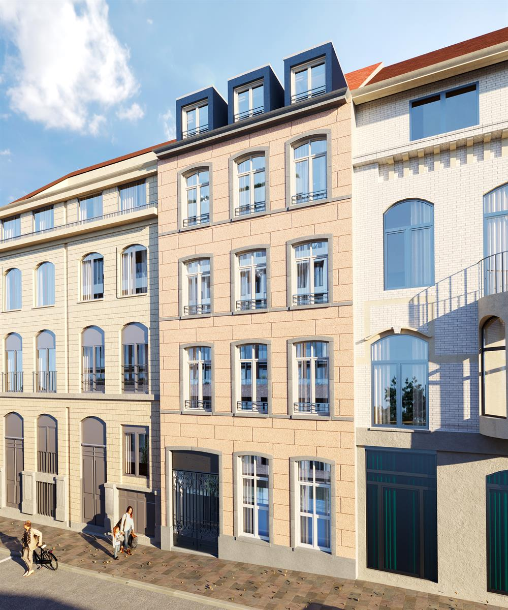Flat - Ixelles - #4195630-4