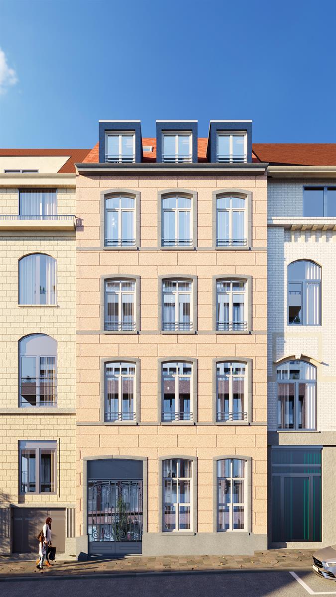 Flat - Ixelles - #4195630-5