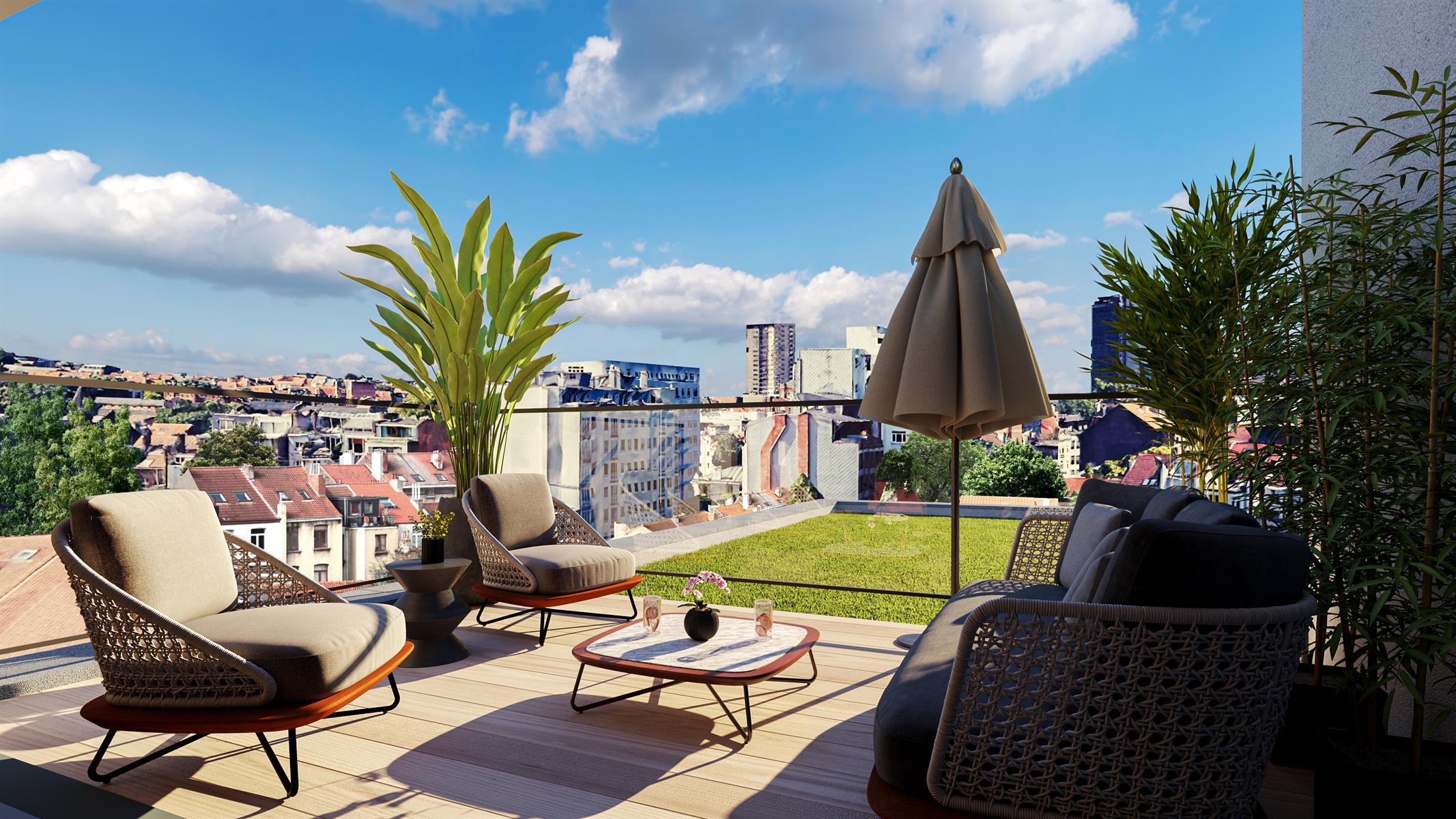 Penthouse - Ixelles - #4195651-2