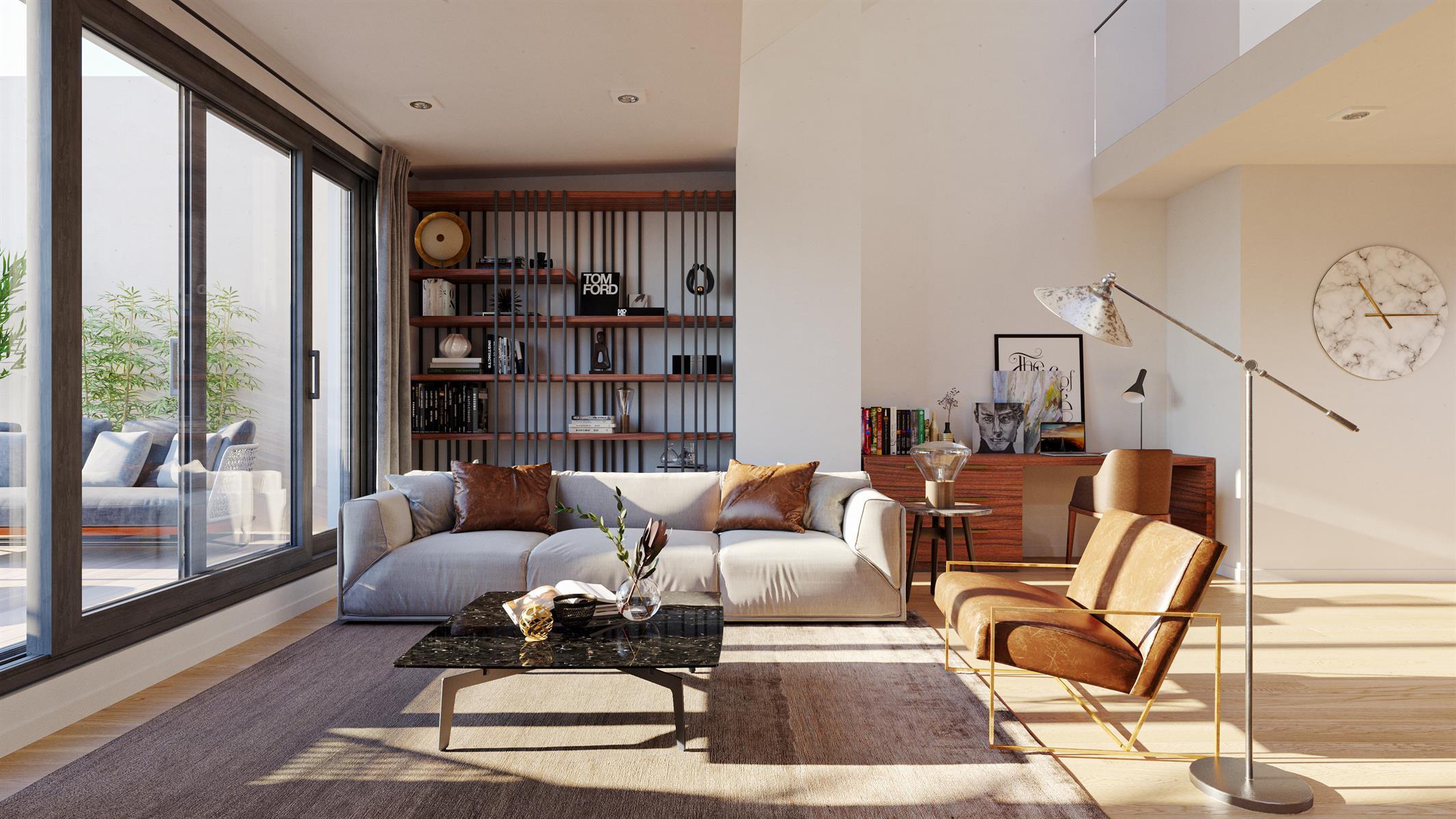 Penthouse - Ixelles - #4195651-1