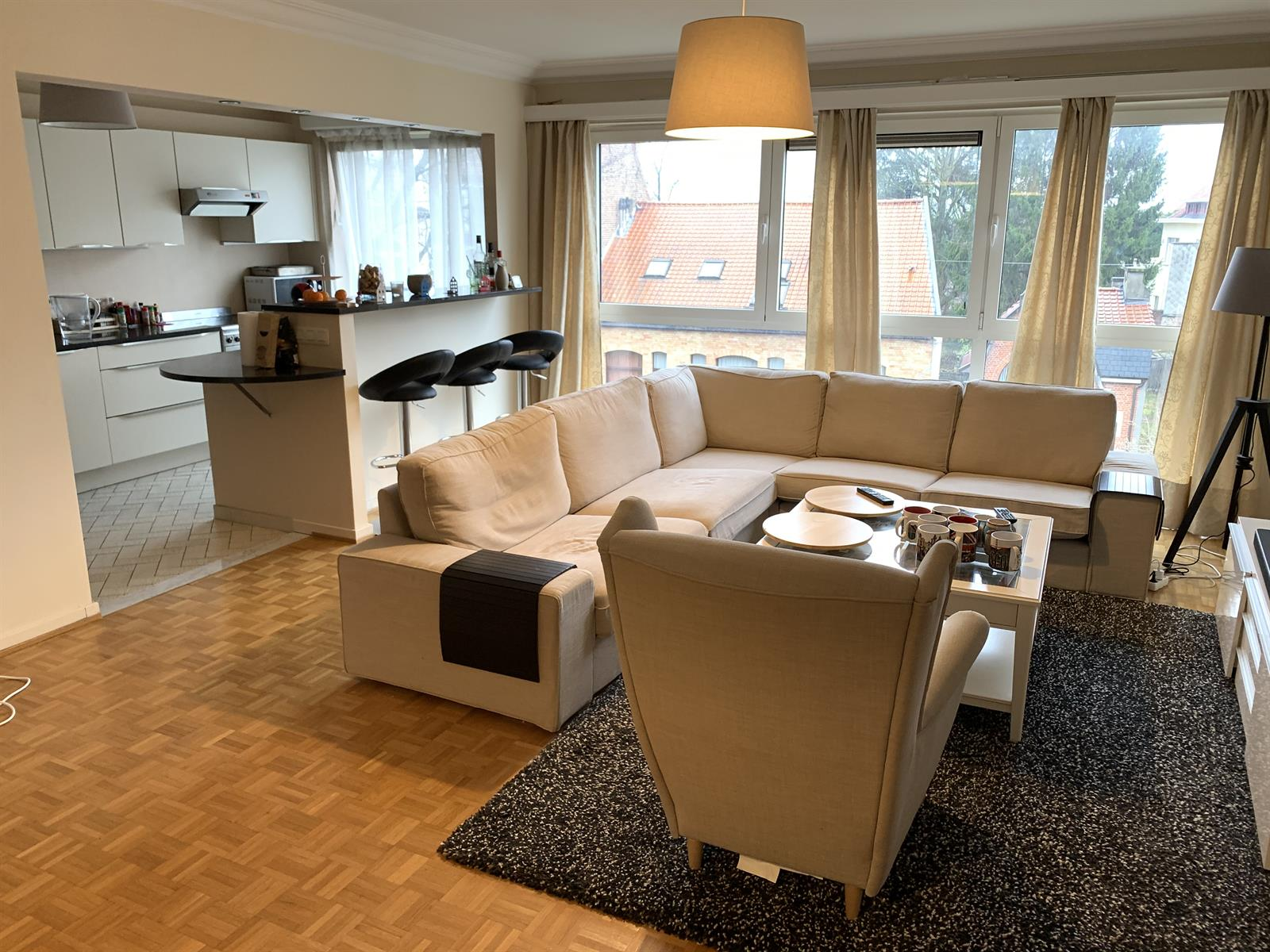 Appartement - Woluwe-Saint-Pierre - #4223959-1