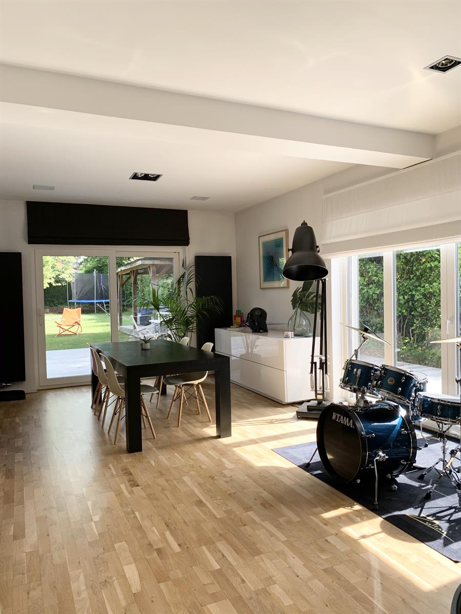 Semi-detached house - Uccle - #4364214-0