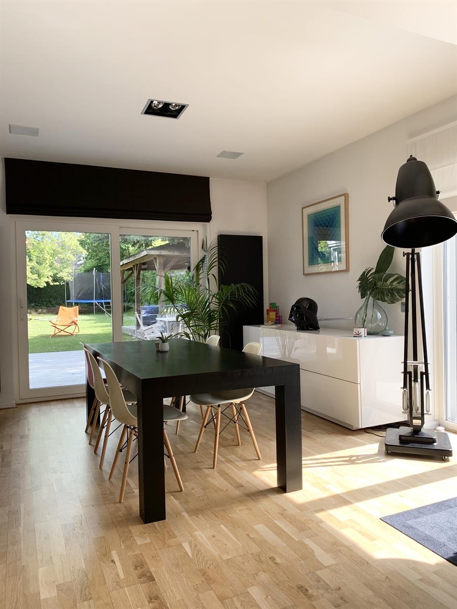 Semi-detached house - Uccle - #4364214-2