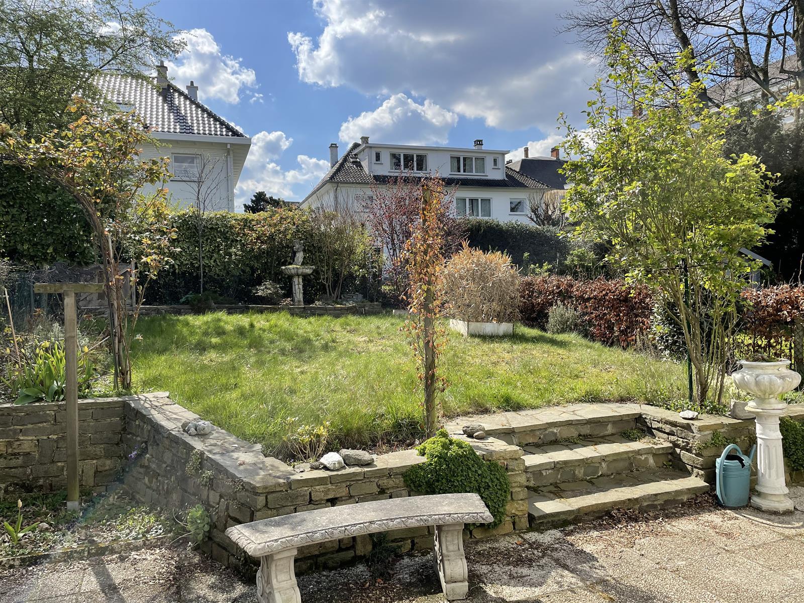Semi-detached house - Woluwe-Saint-Pierre - #4372187-1