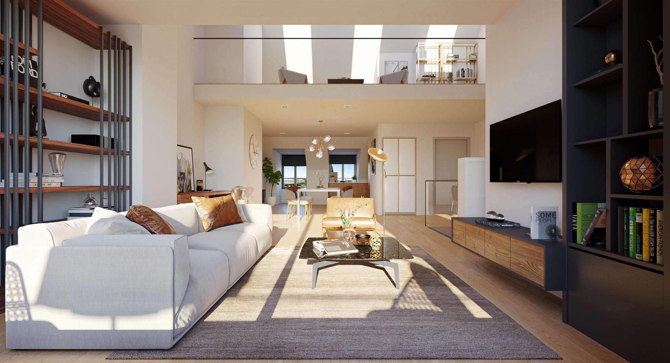 Penthouse - Ixelles - #4372357-0