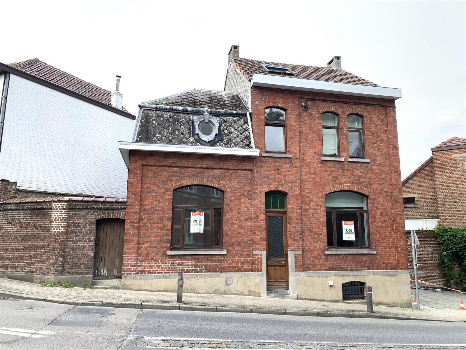 Maison de caractère - Court-St.-Etienne - #4454949-0