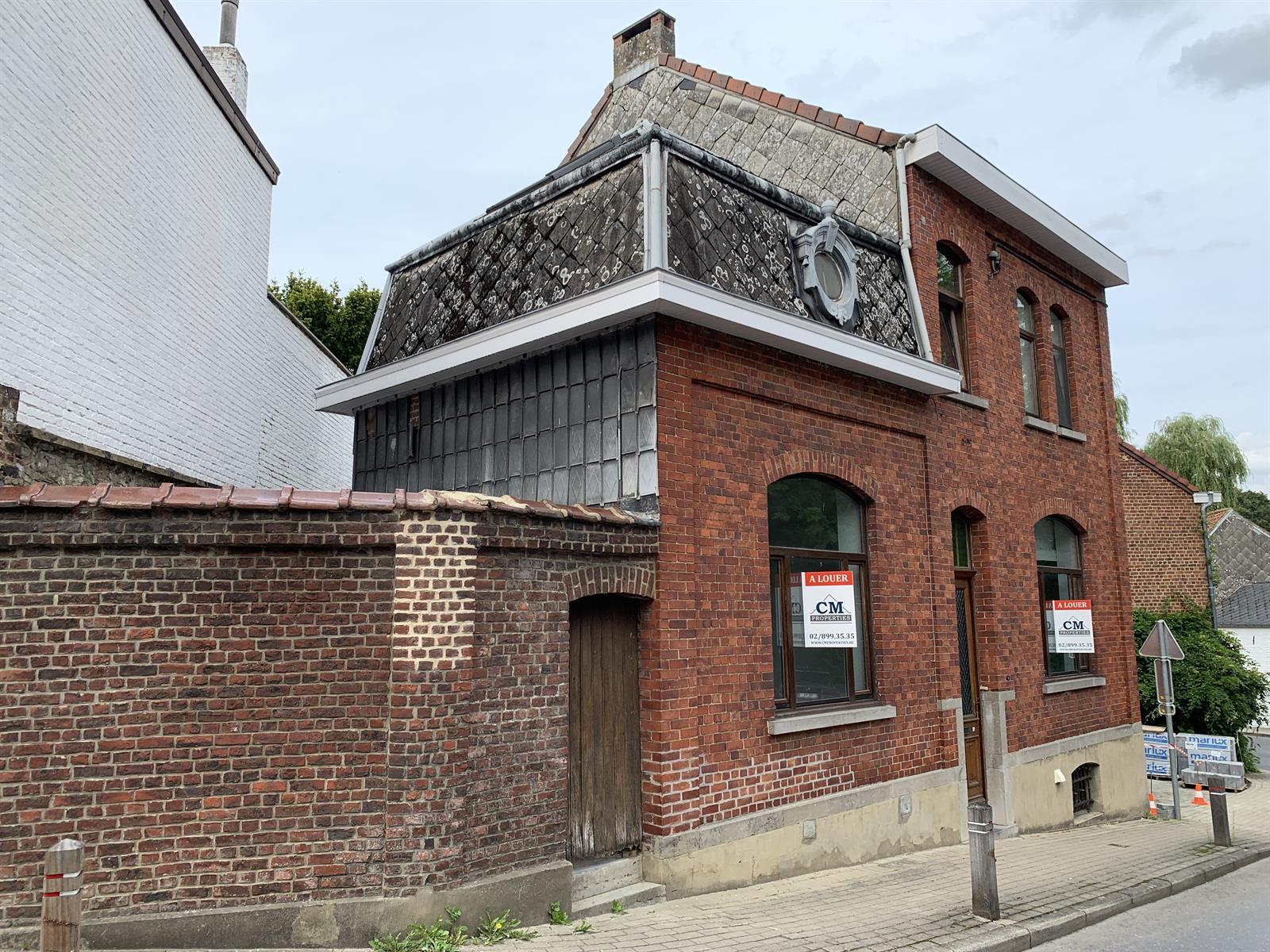 Maison de caractère - Court-St.-Etienne - #4454949-31