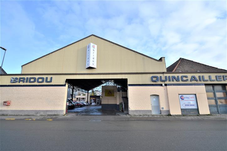 Entrepôt - Tournai - #4284545-2