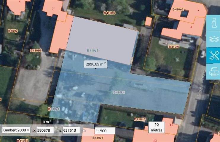 Terrain à bâtir - Brunehaut Wez-Velvain - #4418200-1