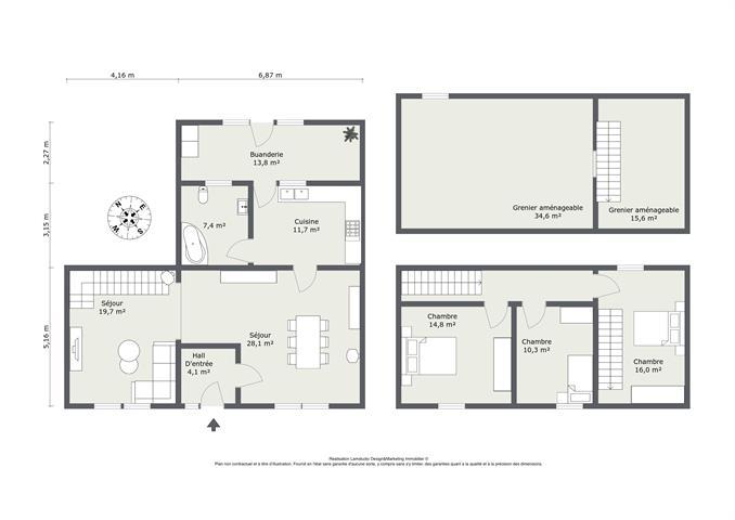 Maison - Genappe - #4146919-14