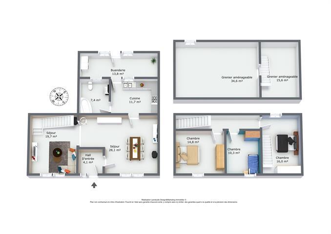 Maison - Genappe - #4146919-20