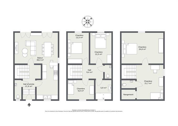 Immeuble mixte - Genappe - #4184340-3