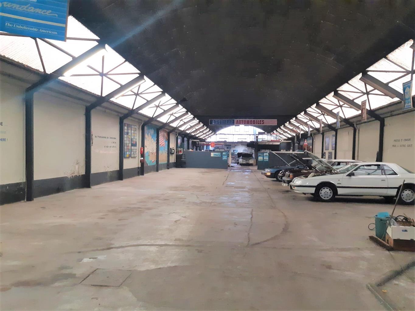 Parking intérieur - Ixelles - #4028458-22