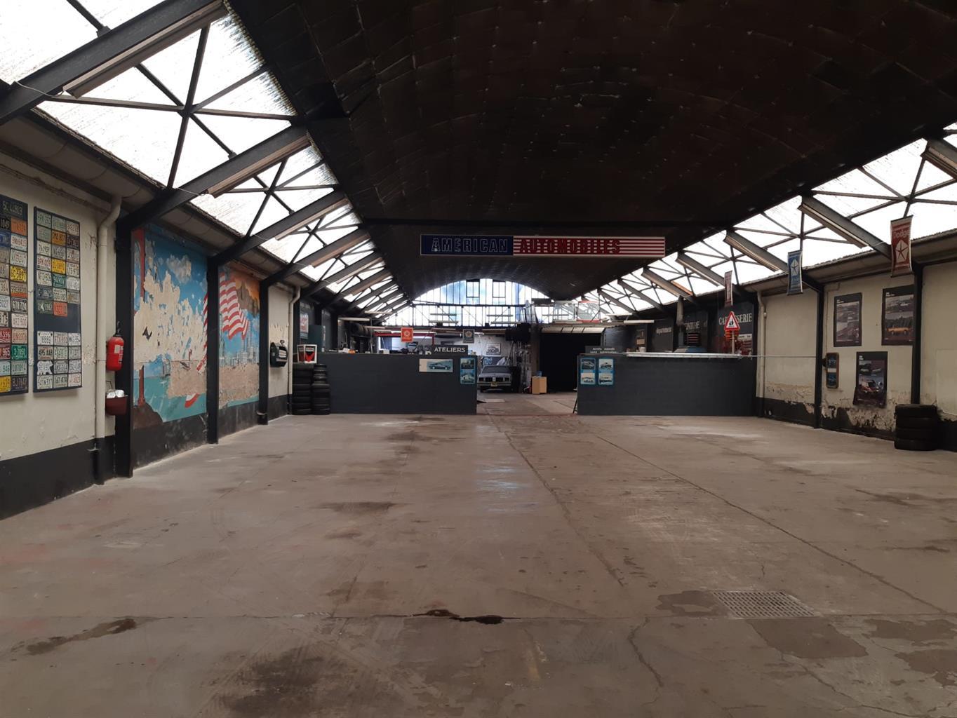 Parking intérieur - Ixelles - #4028458-1