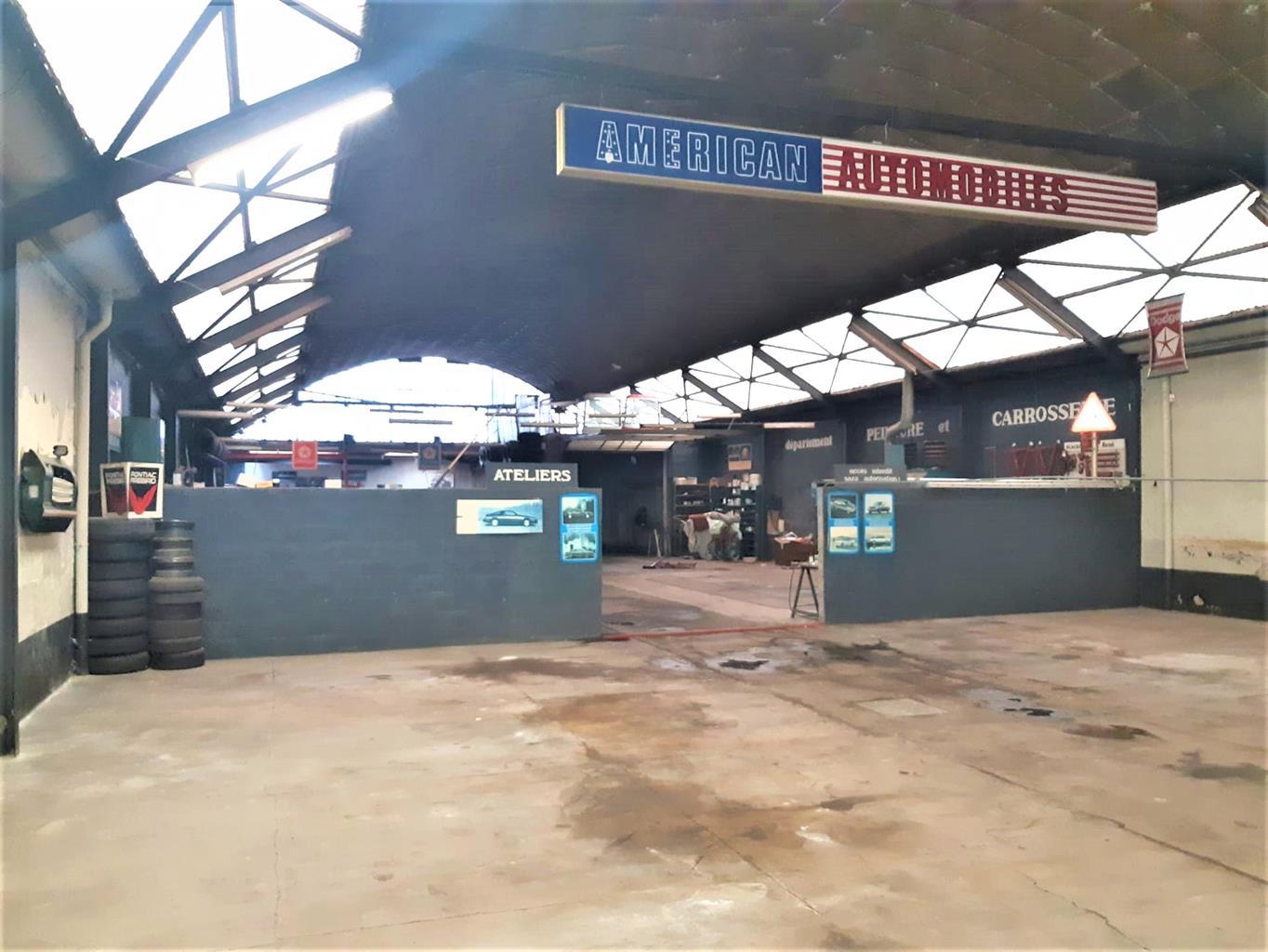 Garage (ferme) - Ixelles - #4028458-5