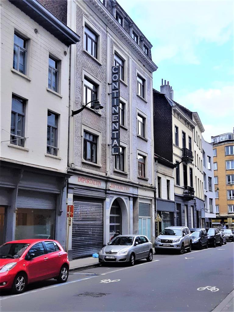 Parking intérieur - Ixelles - #4028458-24