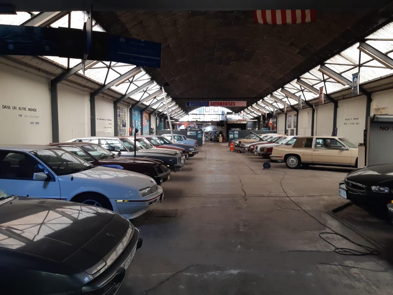 Parking intérieur - Ixelles - #4028458-6