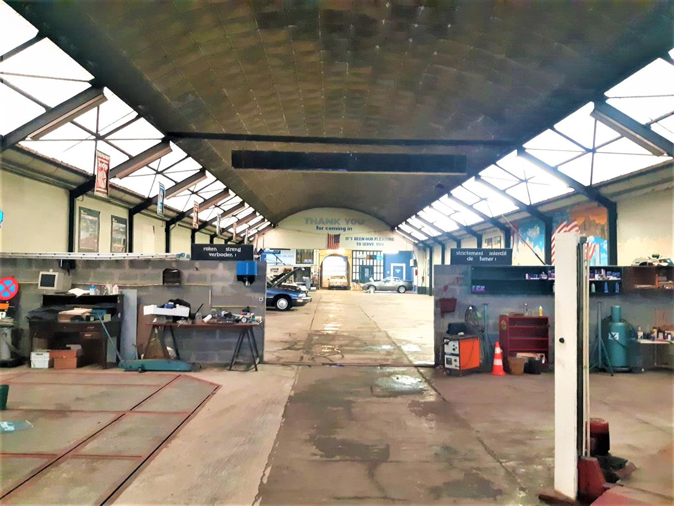 Garage (ferme) - Ixelles - #4028458-0