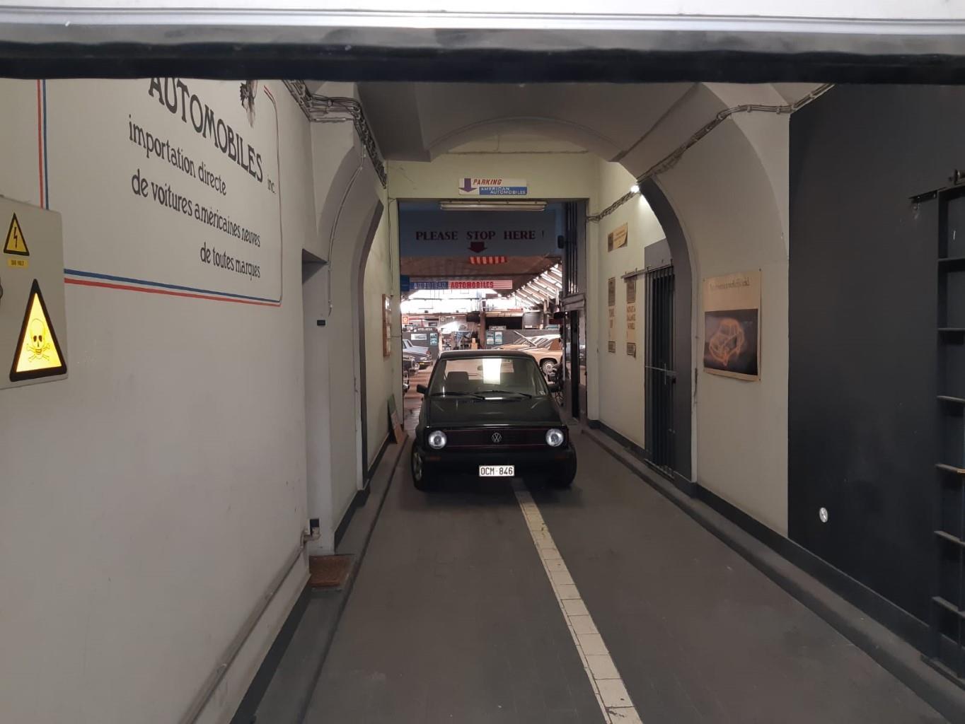 Parking intérieur - Ixelles - #4028458-8
