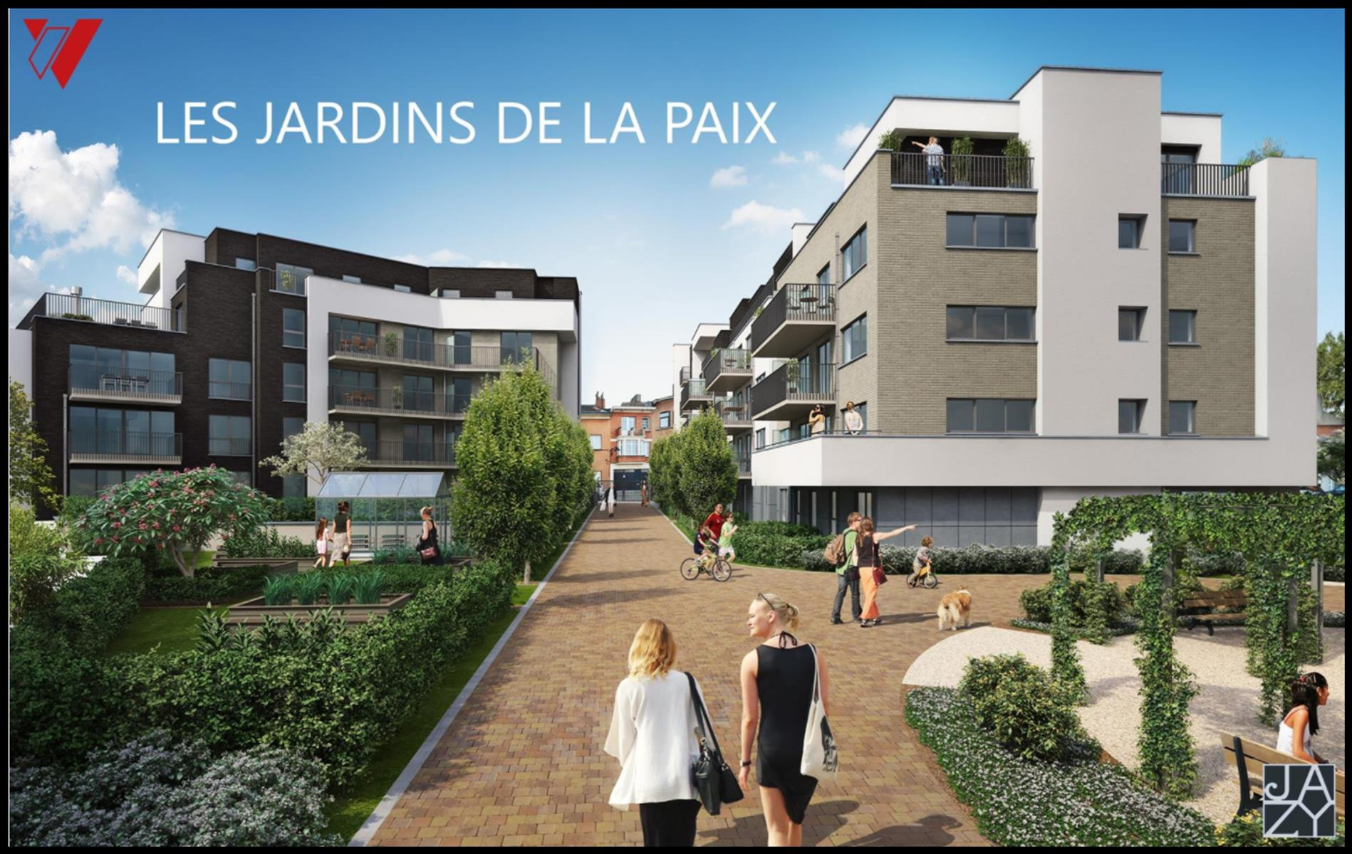 Appartement - Evere - #4238297-0