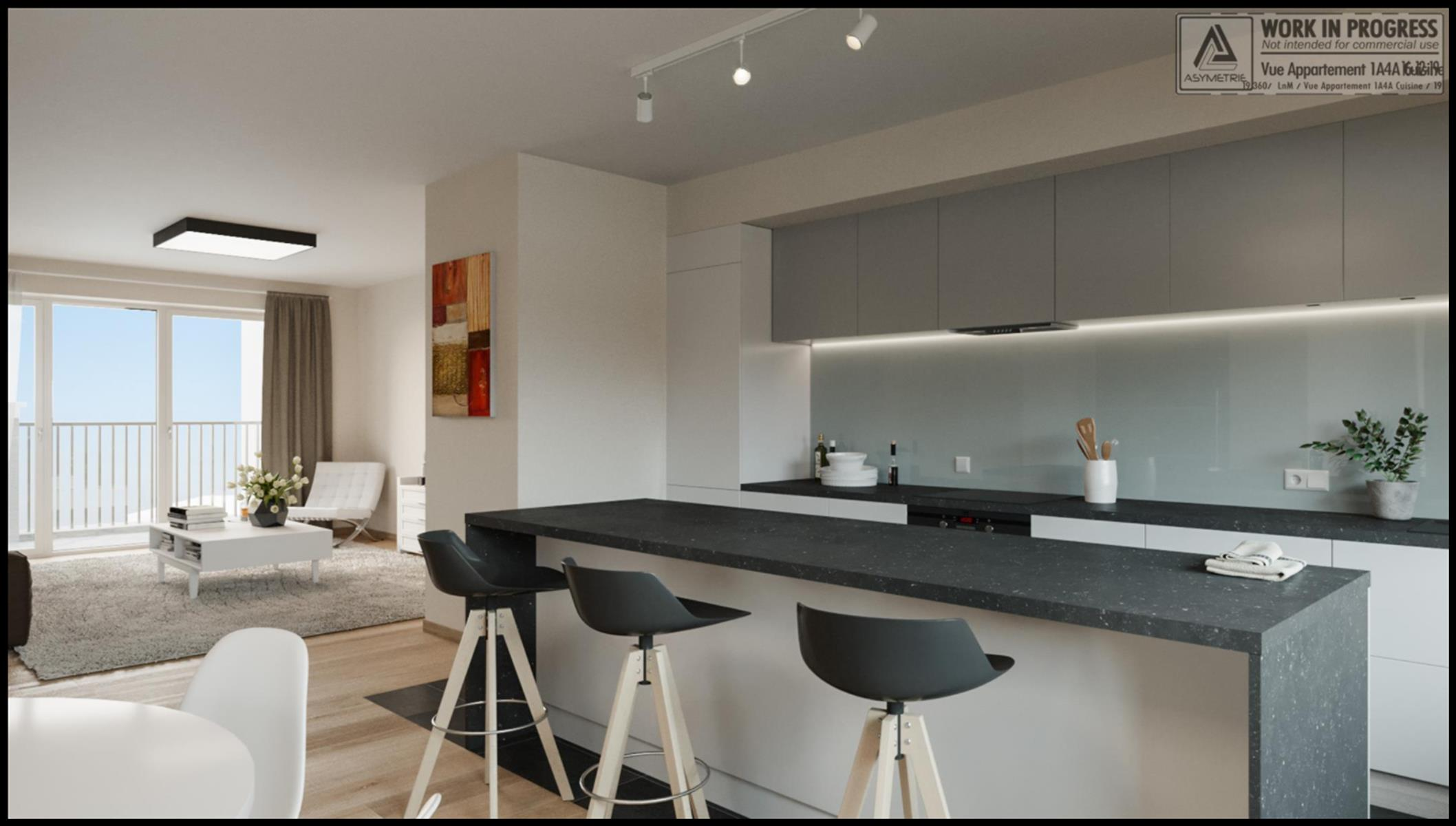 Appartement - Evere - #4238297-3