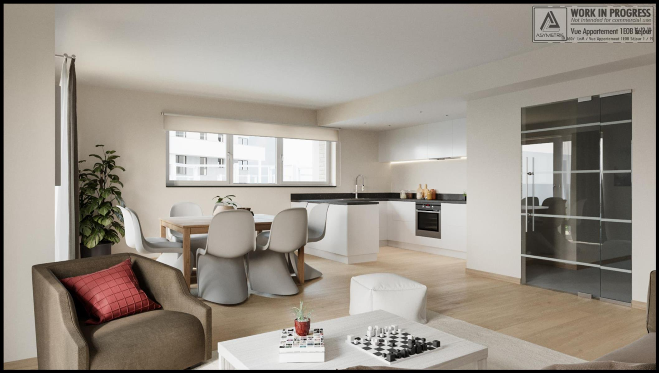 Appartement - Evere - #4238297-5