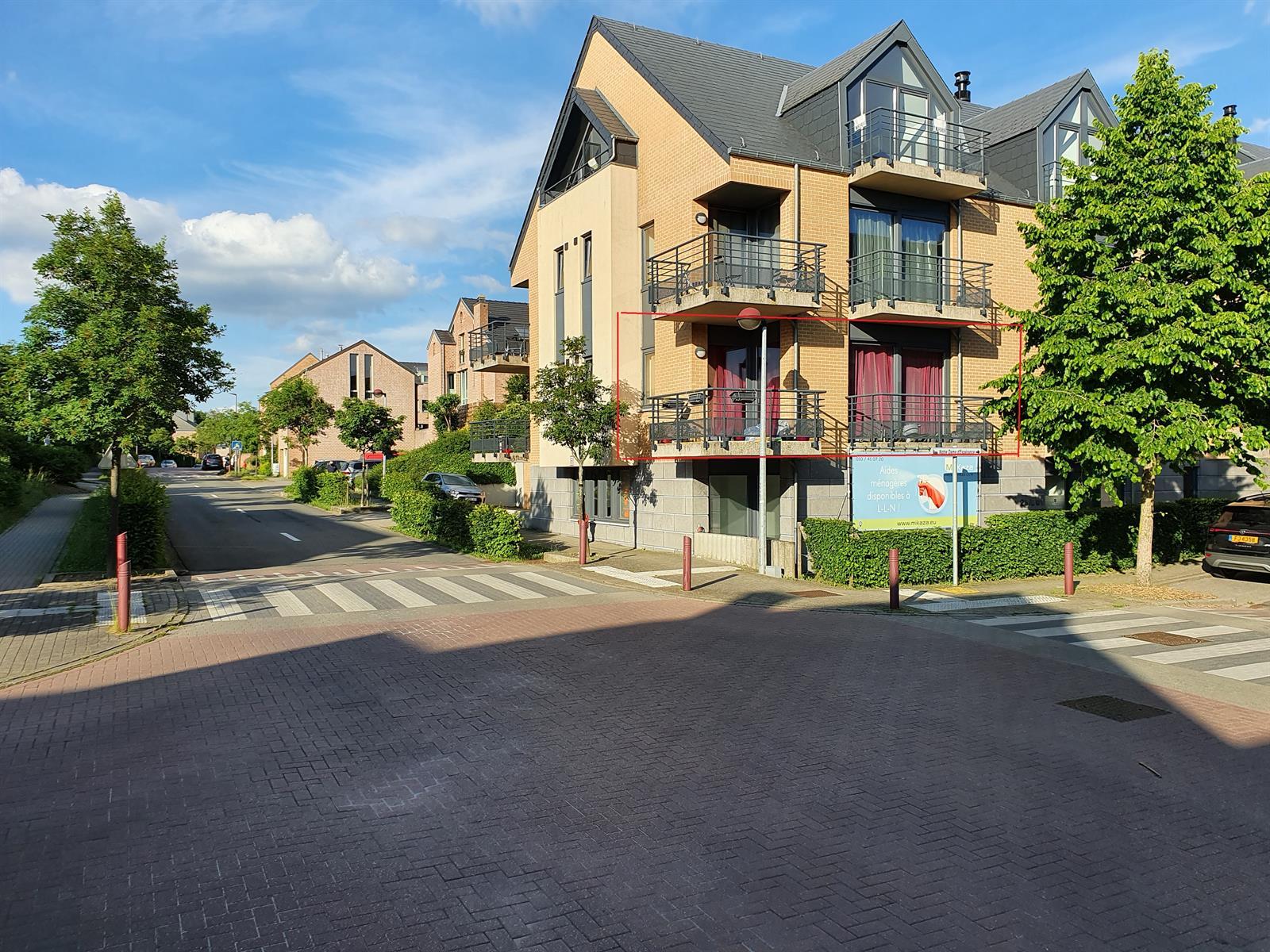 Appartement - Ottignies-Louvain-la-Neuve Louvain-la-Neuve - #4392627-1
