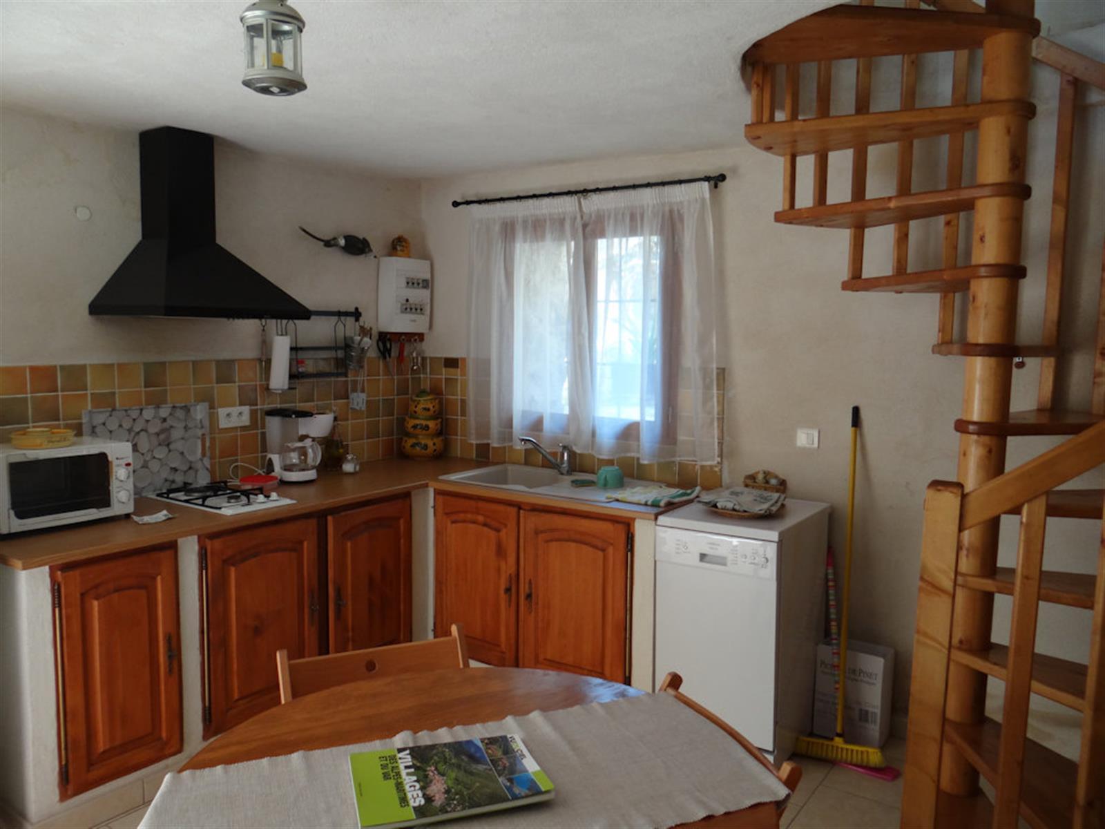 Maison de vacances - St-Cezaire-sur-Siagne (Grotte) - #4281618-1