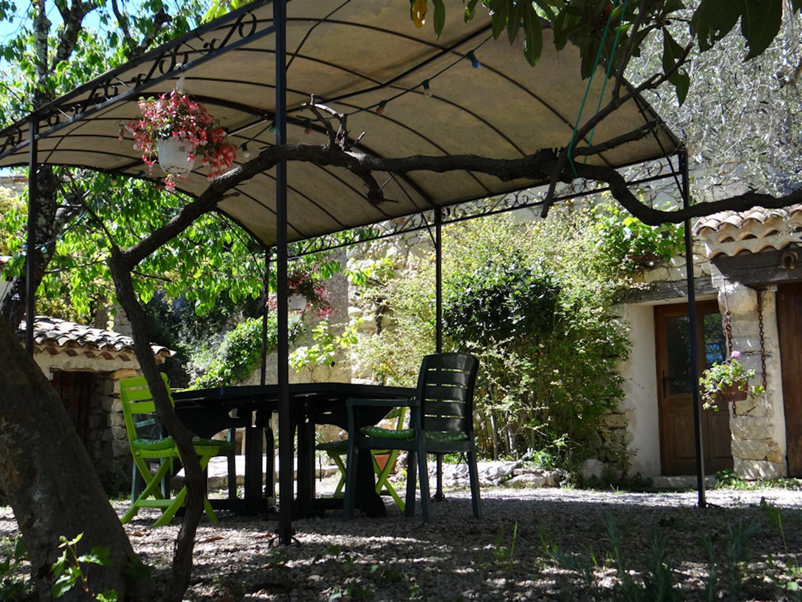 Maison de vacances - St-Cezaire-sur-Siagne (Grotte) - #4281618-6