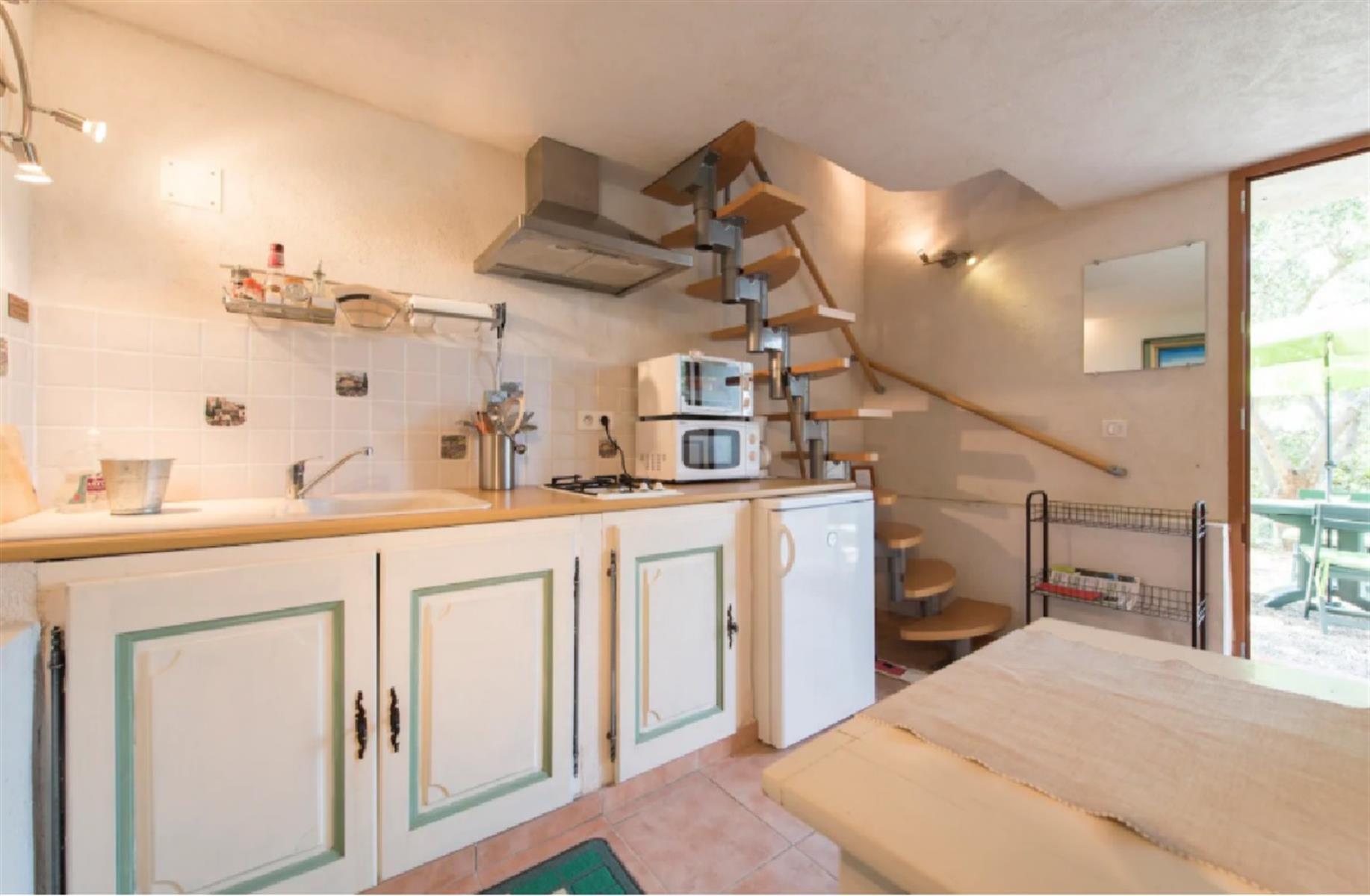 Maison de vacances - St-Cezaire-sur-Siagne      (Tour) - #4309620-4
