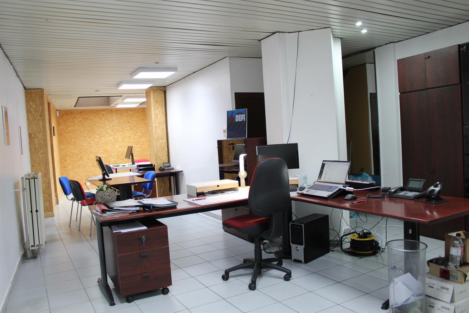 Immeuble de bureaux - Le Roeulx - #4403792-3
