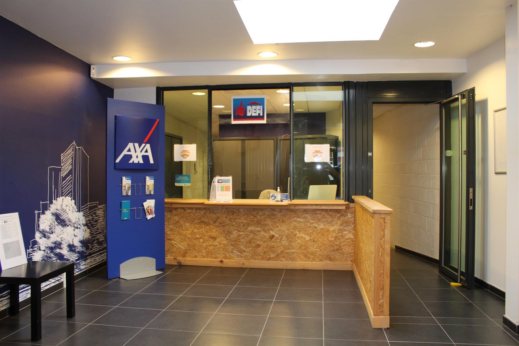 Immeuble de bureaux - Le Roeulx - #4403792-9