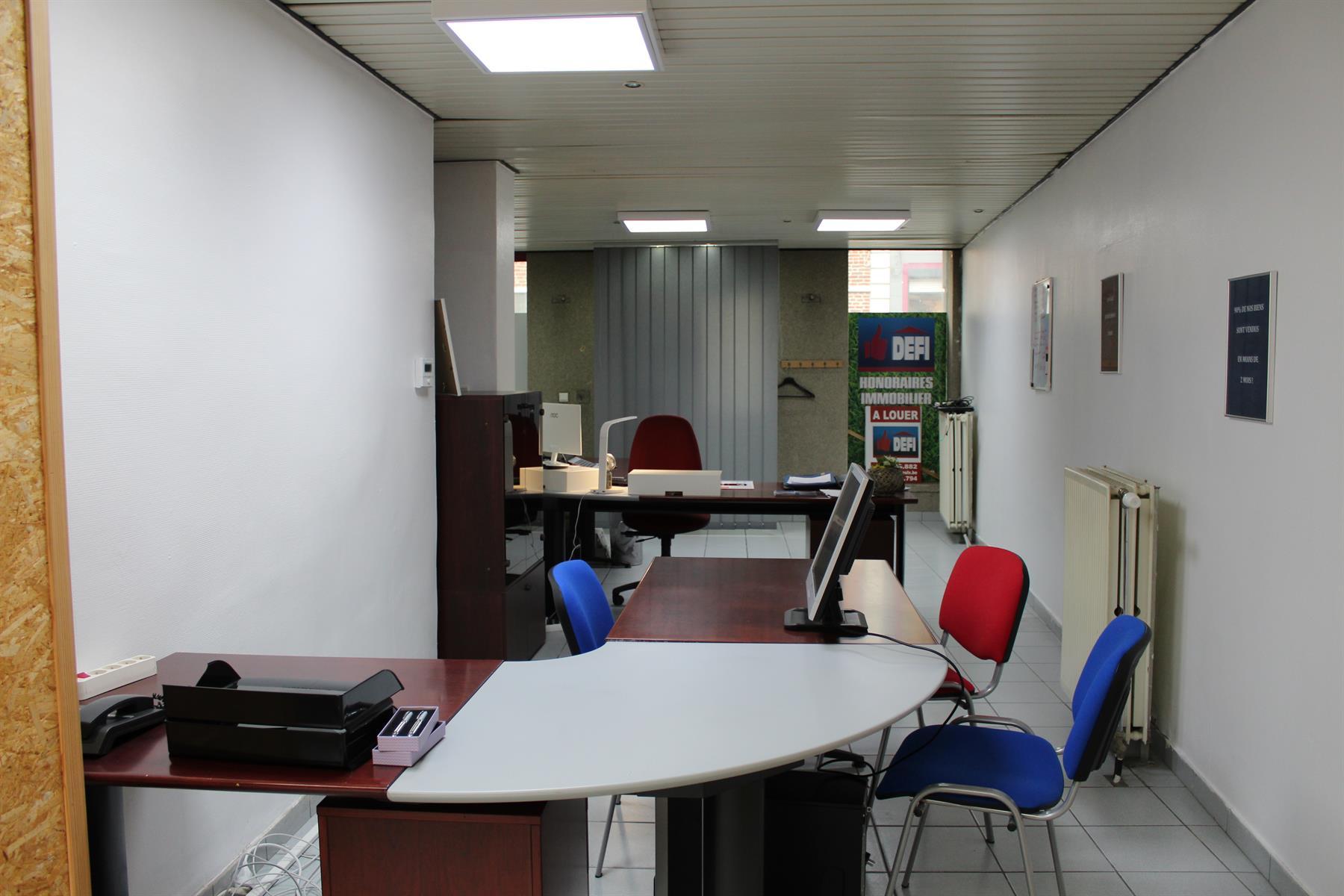 Immeuble de bureaux - Le Roeulx - #4403792-1