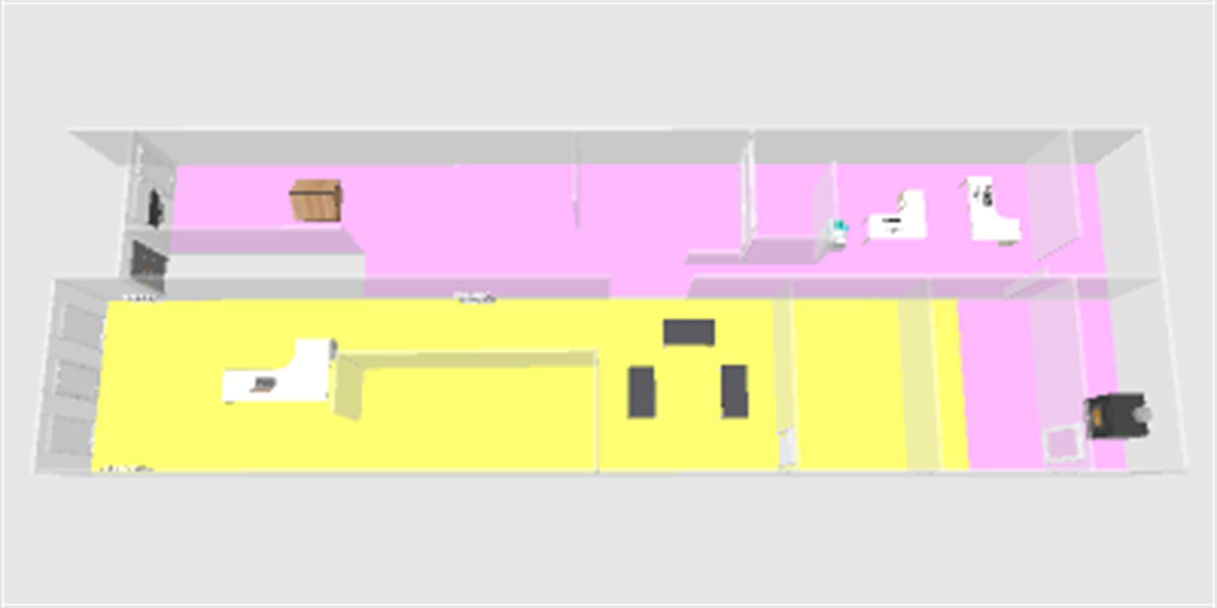 Immeuble de bureaux - Le Roeulx - #4403792-11